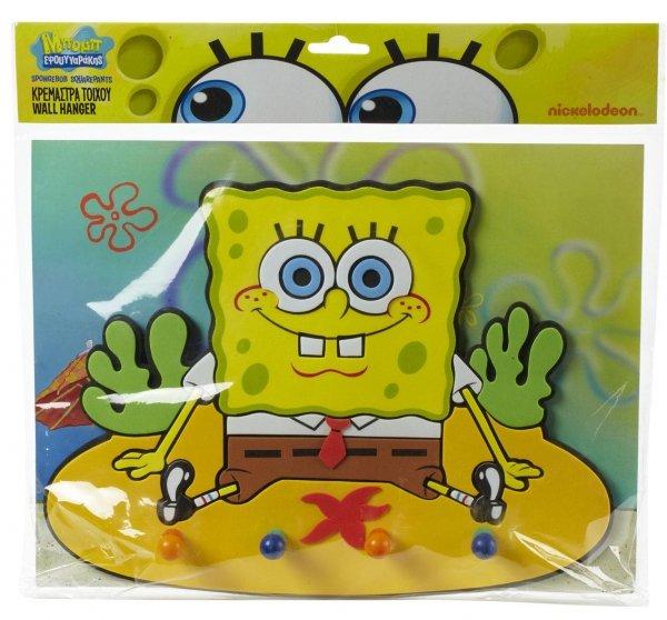 Wieszak SpongeBob Kanciastoporty