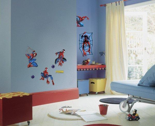 Naklejki Spider-Man