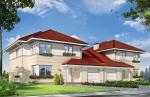 Projekt domu Ametyst II pow.netto 142,34 m2