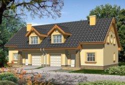 Projekt domu SAMBA 2