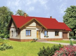 Projekt domu Bella II