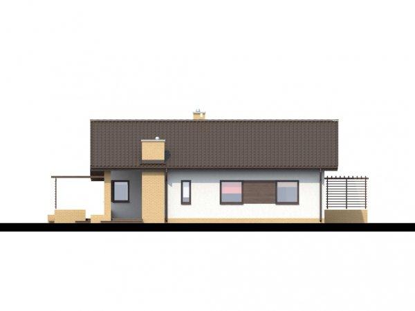 Projekt domu TK2L