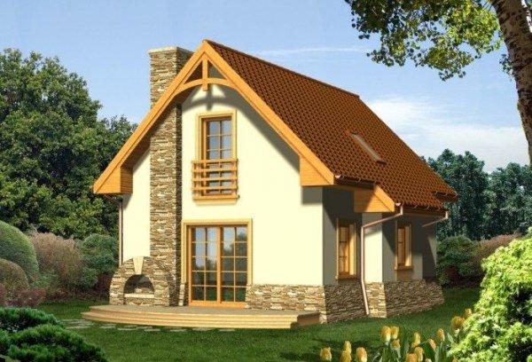 Projekt domu TAROT