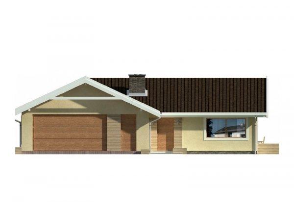 Projekt domu TK33
