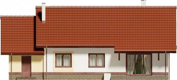 Projekt domu Belladonna