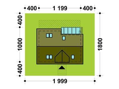 Projekt domu TK22L