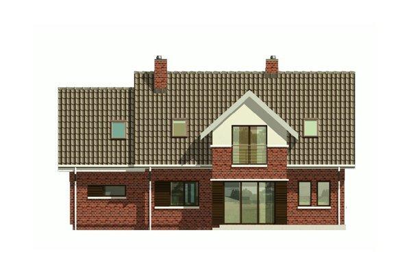Projekt domu TK10GL1L