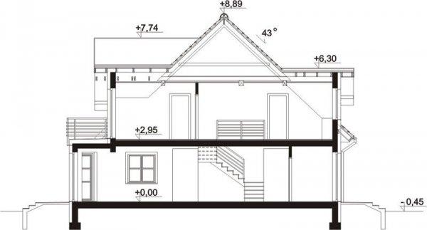 Projekt domu Epik