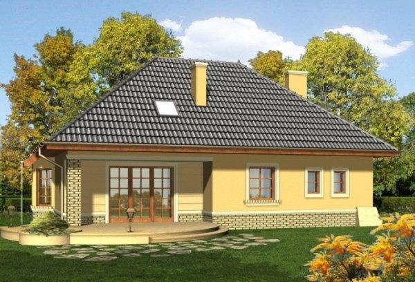 Projekt domu GRAFIKA