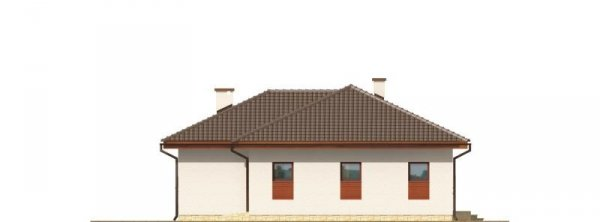 Projekt domu Trogir A