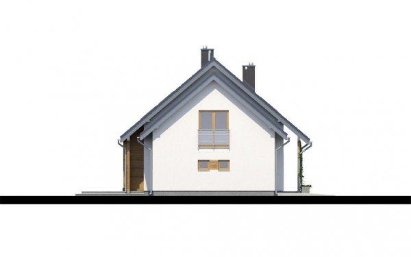 Projekt domu TK12GL1