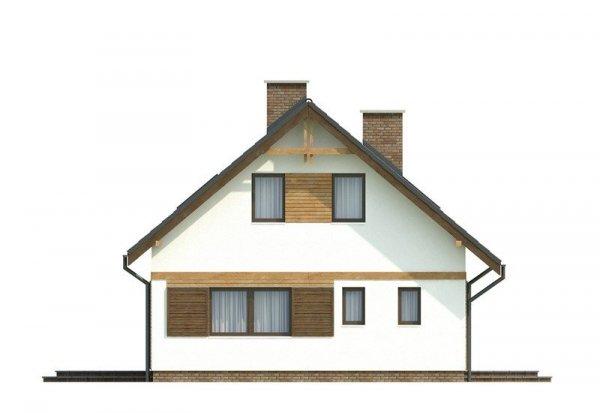 Projekt domu TK8