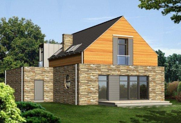 Projekt domu WENA