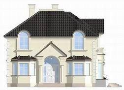 Projekt domu Ambasador III pow.netto 247,43 m2