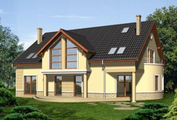 Projekt domu MAXIMA