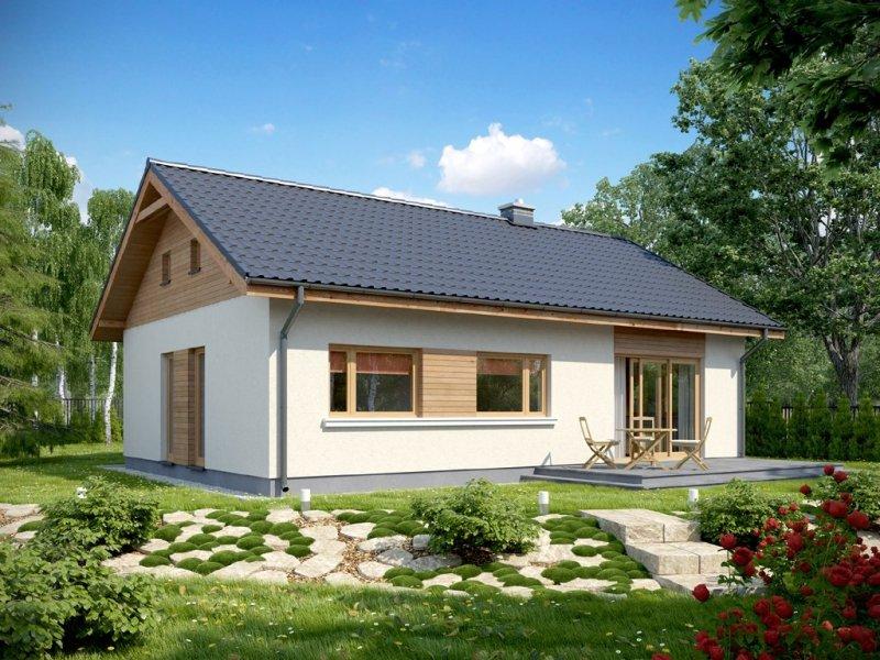 Projekt domu TK9L