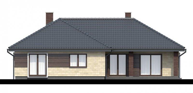 Projekt domu TK32