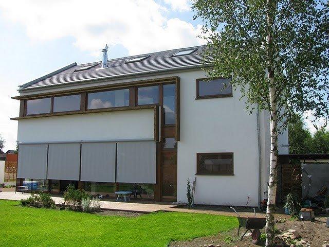 Projekt domu pasywnego greenSpace 196