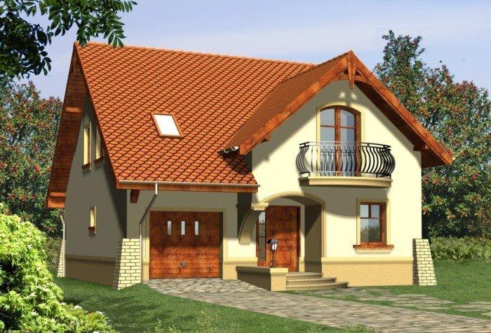 Projekt domu NOTABENE