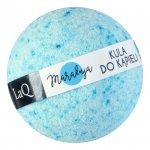 LaQ Kula musująca do kąpieli Marakuja - niebieska  100g