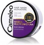 Delia Cosmetics Cameleo Maska multifunkcyjna do włosów kręconych 200ml