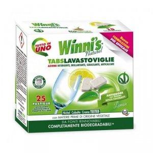 Winni's Tabletki do zmywarek ekologiczne 25 sztuk