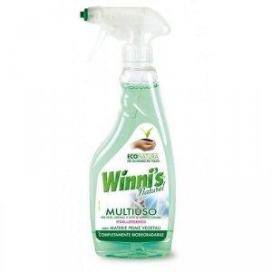 Winni's Uniwersalny płyn do mycia szyb i płaskich powierzchni 500ml
