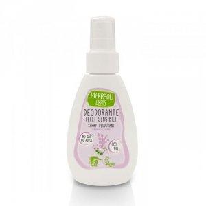 Pierpaoli Ekos Personal Care Dezodorant w sprayu z lawendą i geranium naturalny certyfikowany AIAB 100ml