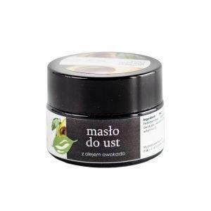 YOUR NATURAL SIDE Masło do ust z olejem awokado 15ml