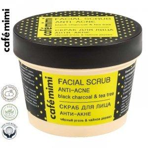 Cafe mimi Peeling do twarzy ANTI-ACNE, 110 ml