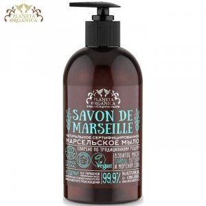 Marsylskie Mydło do Mycia, Planeta Organica, 500 ml