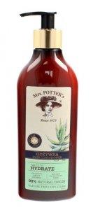 Mrs Potters Triple Herb Odżywka do włosów suchych Hydrate  390ml