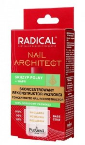 Farmona Radical Nail Architect Skoncentrowany Rekonstruktor paznokci  12ml