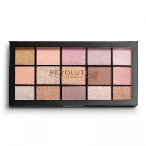 Makeup Revolution Paleta cieni do powiek Reloaded Fundamental 1 szt.