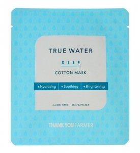 Thank You Farmer True Water Maska w płacie 1 szt.
