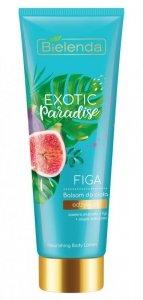 Bielenda Exotic Paradise Balsam do ciała odżywczy Figa  250ml