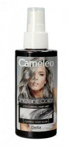 Delia Cosmetics Cameleo Płukanka do włosów w sprayu Silver  150ml