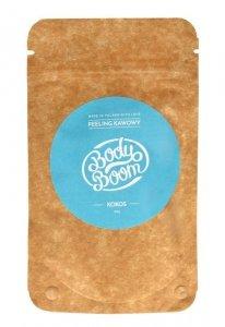 BodyBoom Peeling kawowy do ciała - Kokos  30g