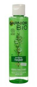 Garnier BIO Tonik do twarzy oczyszczający - Purifying Thume 150ml