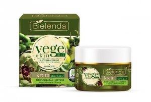 Bielenda Vege Skin Diet Krem Normalizacja + Detoks na dzień i noc  50ml