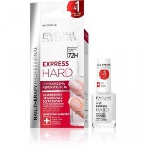 Eveline Nail Therapy Ekspresowy Utwardzacz do paznokci Express Hard 12ml
