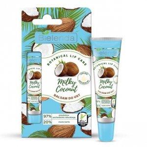Bielenda Botanical Lip Care Balsam do ust Milk Coconut - naturalny 10g
