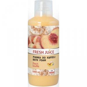 Fresh Juice Pianka do kąpieli Peach Souffle 1000ml