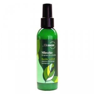Vis Plantis Basil Element Mleczko w sprayu do włosów  Bazylia+Jedwab 150ml