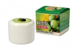 Kosmed Wazelina kosmetyczna aromatyzowana - Zielone Jabłuszko 15ml