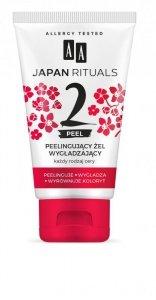AA Japan Rituals 2 Peel Peelingujący Żel wygładzający - każdy rodzaj cery 150ml