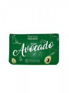 BARWA Naturalna Mydło w kostce Avocado  100g