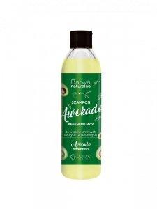 BARWA Naturalna Awokado Szampon regenerujący do włosów suchych,łamliwych i zniszczonych 300ml