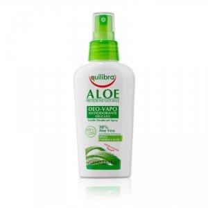 Equilibra Aloe Dezodorant naturalny spray Anti-Odour 75ml