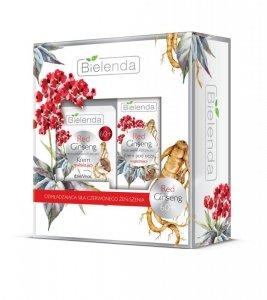Bielenda Zestaw prezentowy Red Ginseng 60+ (krem na dzień i noc 50ml+krem pod oczy 15ml)